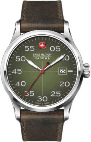 Часы мужские Swiss Military Hanowa 06-4280.7.04.006 Active Duty