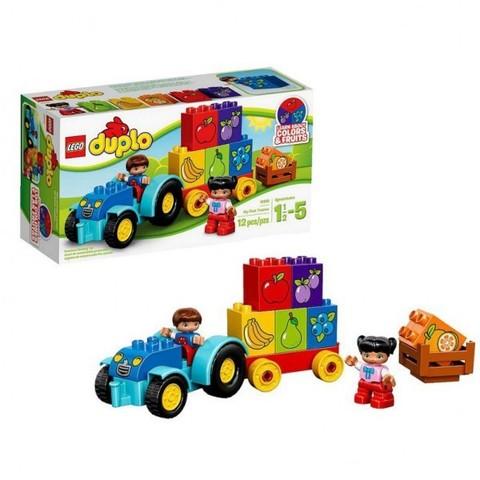 LEGO Duplo: Мой первый трактор 10615 — My First Tractor — Лего Дупло
