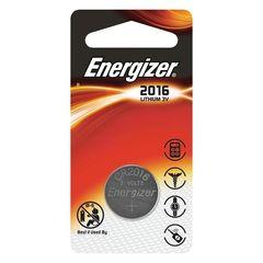 Батарейки Energizer CR 2016, 3V, 1 BL