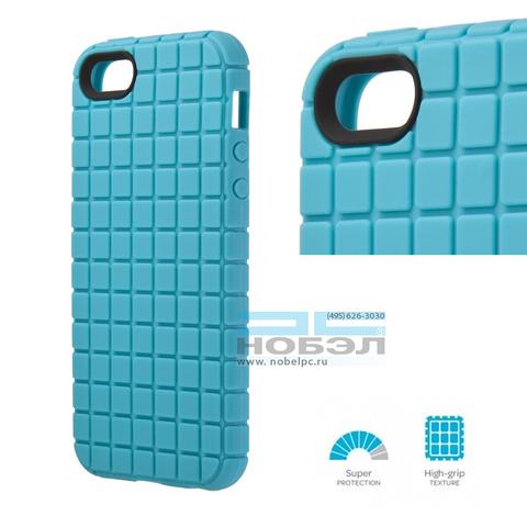Чехол для iPhone Speck для iPhone SE / 5S Speck PixelSkin for iPhone 5 нежно-голубой SPK-A0709 Peacock