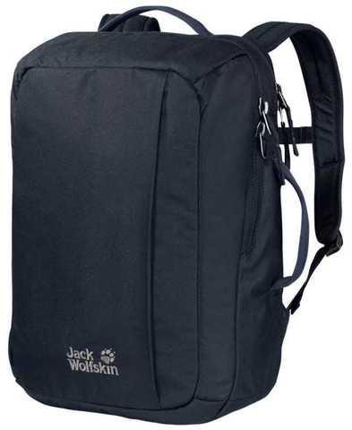 Картинка рюкзак городской Jack Wolfskin Brooklyn 18 night blue - 1