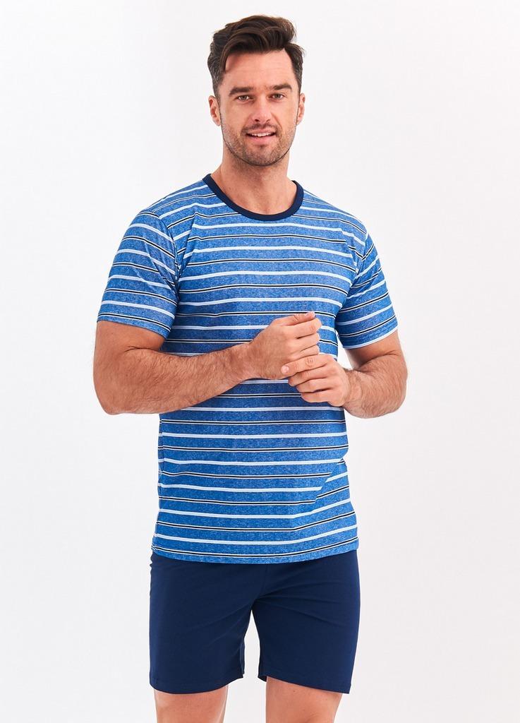 Пижама мужская с шортами TARO 072 S20 MAX