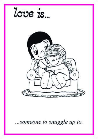 Açıqca\Открытки\Postcard Love is... 9