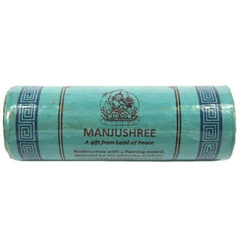Благовония непальские Manjushree Манджушри, 30 палочек в уп