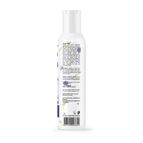 Міцелярна вода з екстрактом волошки та молочною кислотою Tink 150 мл (3)