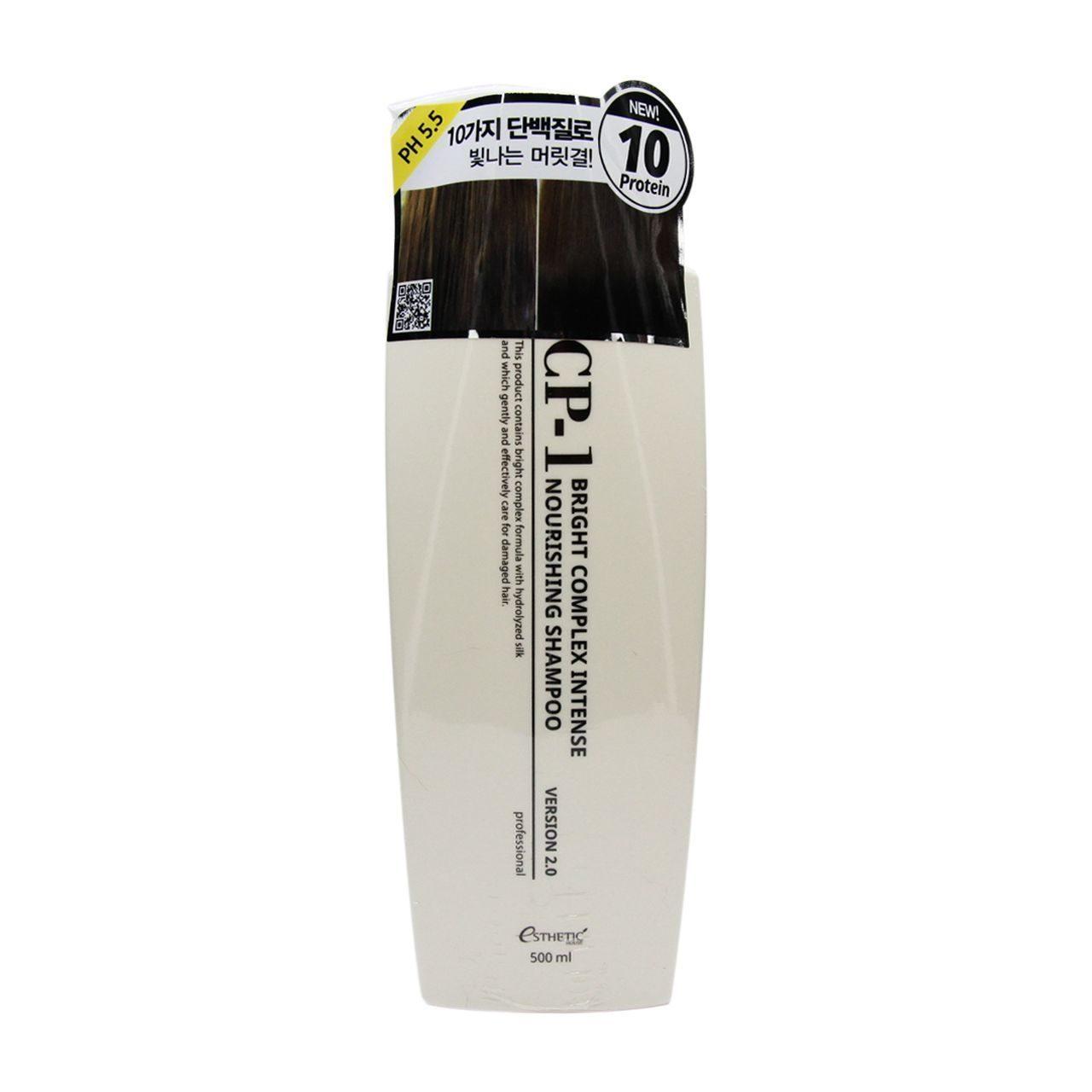 ESTHETIC HOUSE Шампунь для волос ПРОТЕИНОВЫЙ ESTHETIC HOUSE CP-1 BC Intense Nourishing Shampoo Version 2.0 500 мл cml10065fdc7d3c9a855617607671.jpg