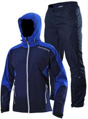 Костюм мембранный Noname Camp Endurance 2016 финский мужской blue