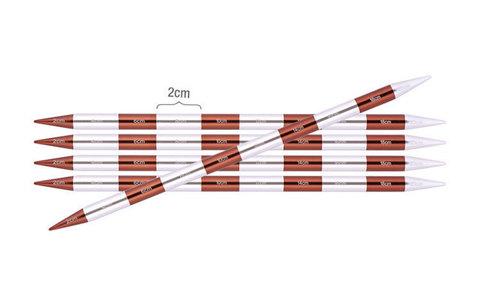 "Спицы чулочные ""SmartStix"" 3.75мм/20см, KnitPro,42028"