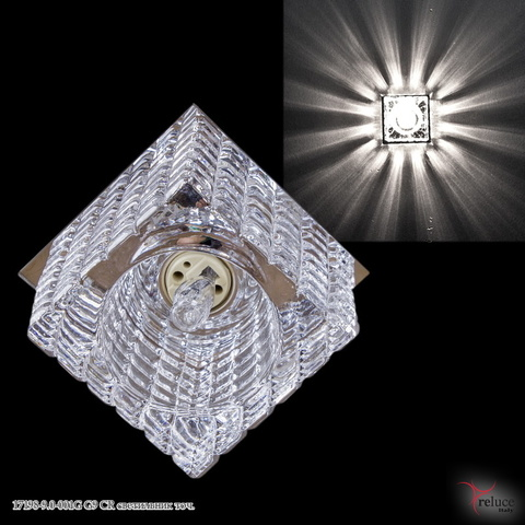 17198-9.0-001G G9 CR светильник точ.
