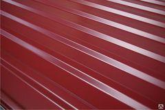 Профнастил С-20 (RAL 3005) красное вино 0,5мм (2м)