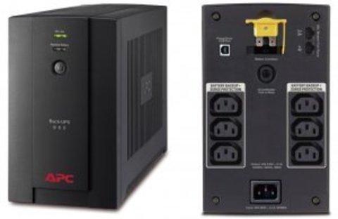Источник бесперебойного питания BX950UI APC Back-UPS 950 ВА