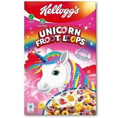 Готовый завтрак Kellogg's Froot Loops unicorn 375 гр