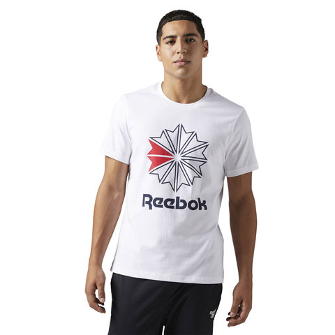 Футболка мужская Reebok CLASSIC GRAPHIC