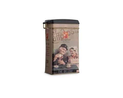 Кофе молотый Hausbrandt Nero в подарочной упаковке