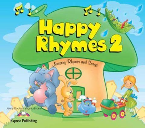 Happy Rhymes 2. Big Story Book. Книжка с рассказами (большой формат)