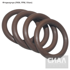 Кольцо уплотнительное круглого сечения (O-Ring) 6,35x1,78