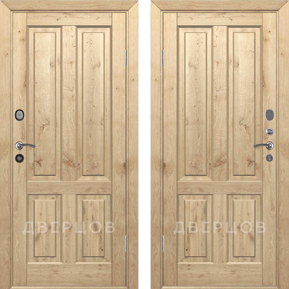 Входные двери Входная дверь из массива дуба Дверцов Авиано с сучками без отделки ss-model-1-massiv-duba-dvertsov.jpg