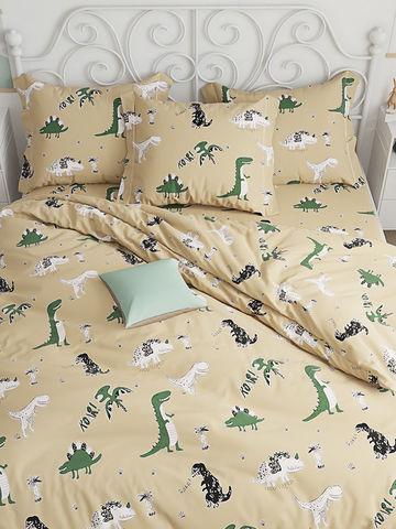 Простынь на резинке  -Creeper- натяжная 120х200х26 см 1,5-спальная