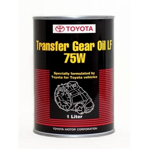 TOYOTA TRANSFER GEAR OIL LF SAE 75W
