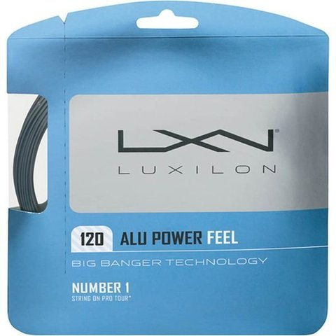 Струны теннисные Luxilon Big Banger Alu Power Feel 120 12.2M / WRZ998800