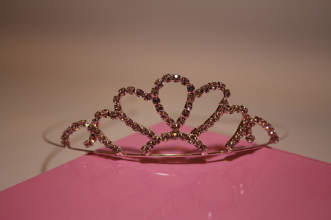 Корона серебряная (арт.4001/1)