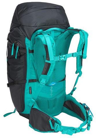 Картинка рюкзак туристический Thule Alltrail 45 Obsidian - 2