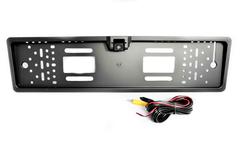 Камера в рамке номерного знака Е315 LED IR (инфракрас)