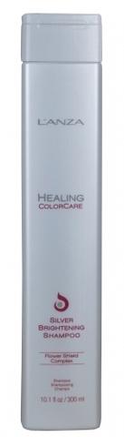 Healing ColorCare Silver Brightening Shampoo -серебристый шампунь 300 мл