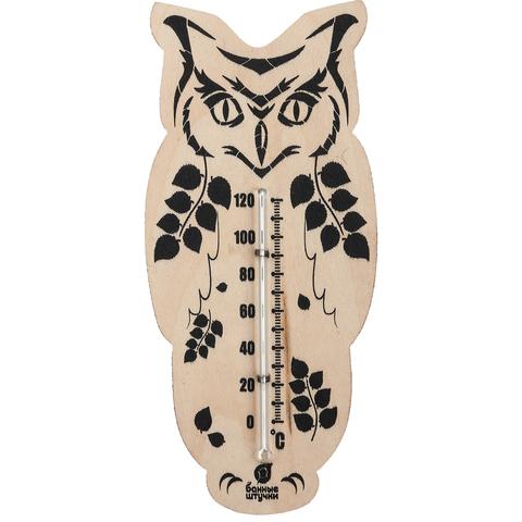 Термометр «Сова» 16,6х7,5 см
