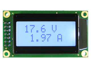 EK-SVAL0013PW-100V-I10A - цифровой вольтметр + амперметр постоянного тока
