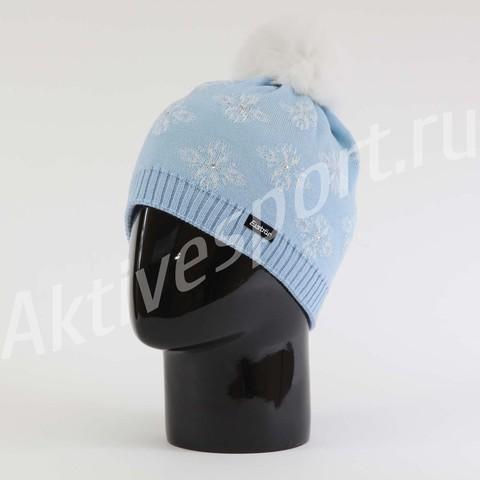 Картинка шапка Eisbar royal fur crystal 211 - 1