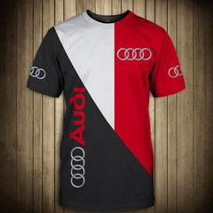 Футболка 3D принт, Audi (3Д Ауди) 02