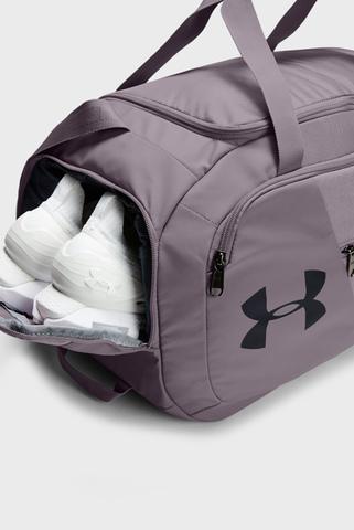 Сиреневая спортивная сумка UA Undeniable 4.0 Duffle SM Under Armour