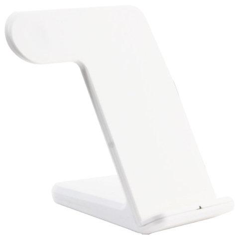 Беспроводное зарядное устройство COTEetCI для Apple iPhone/ Watch 1-5series/ Air Pods 3в1 Wireless Charger (CS5169-WH) Белый