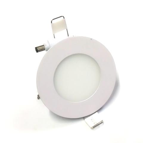Светодиодный Led светильник встраиваемый Feron AL 510 Белый (круглый) 3W 4000K