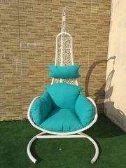 Подвесное кресло Gracia White