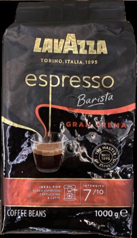 Кофе в зернах Lavazza Gran Crema Espresso Barista, 1 кг