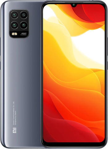 Смартфон Xiaomi Mi 10 Lite 6/64GB Global Version (Серый) Gray