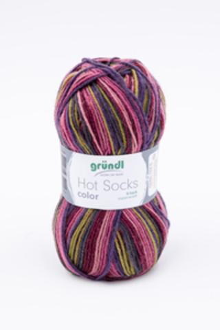 Gruendl Hot Socks Color купить