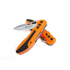Нож Ganzo G621 (оранжевый, серый)