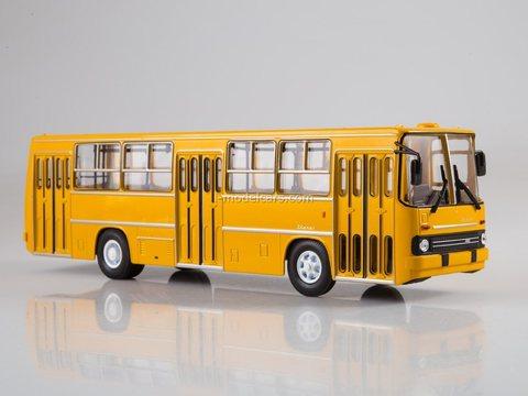 Ikarus 260 yellow Soviet Bus (SOVA) 1:43