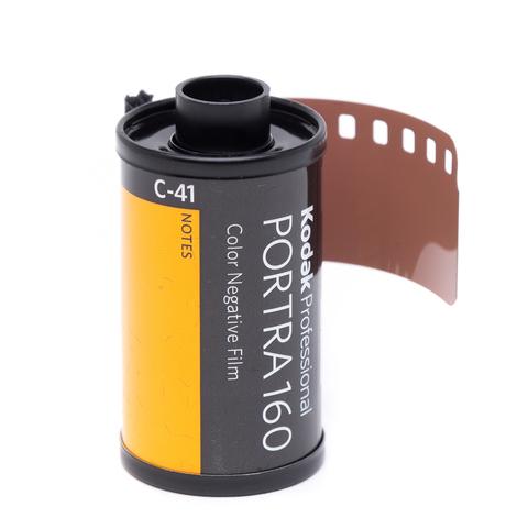 Фотопленка Kodak PORTRA 160/135