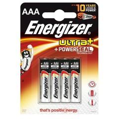 Батарейки Energizer LR03, AAA (4/48) BL