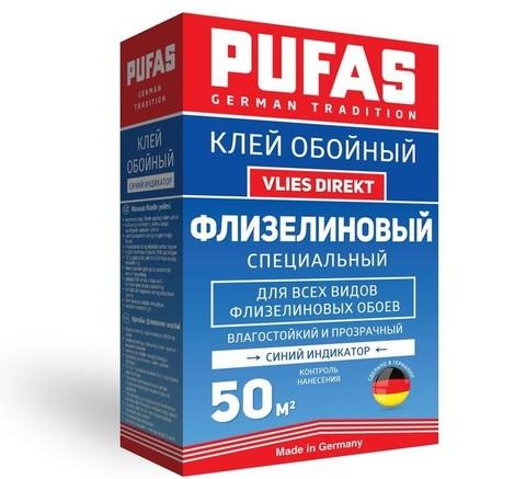 Клей флизелиновый Pufas 50м2