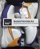 Nike Kobe 5 Protro 'Lakers' (Фото в живую)