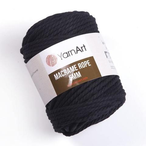 Macrame Rope 5мм (Yarn Art)