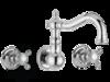 Смеситель для раковины настенный Migliore Arcadia ML.ARC-8370