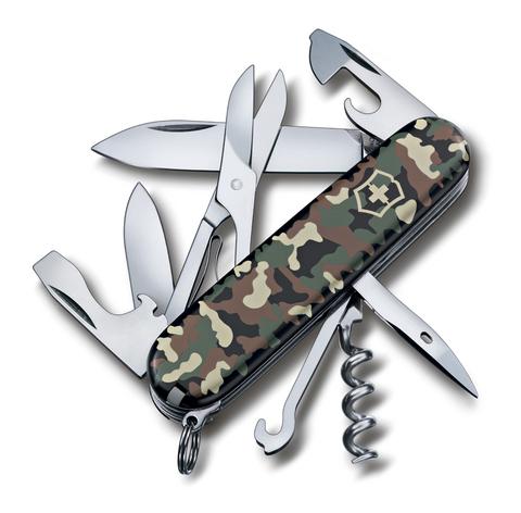 Нож перочинный VICTORINOX Climber, 91 мм, 14 функций, VC-1.3703.94