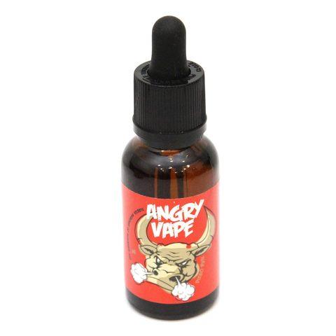Жидкость Angry Vape Diego Bull