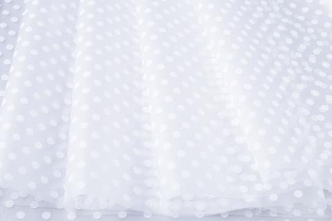 Пленка матовая Бисер 70 см x 10 м, цвет: белый